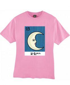 23 la luna t shirt