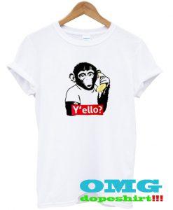 Y'ello Gotilla t shirt