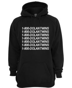 1-800-Dolantwins Hoodie