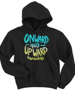 Onward And Upward Sam Colby Hoodie