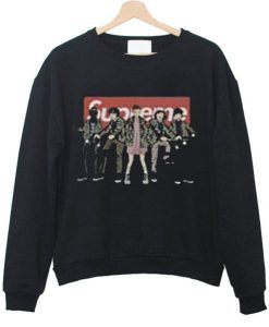 Supreme Stranger Things Sweatshirt