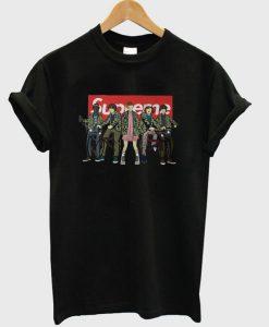 Supreme Stranger Things T-shirt