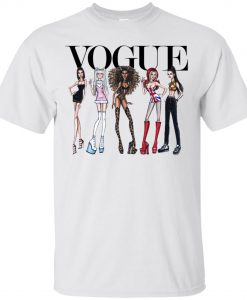 Vogue Spice Girl T-shirt