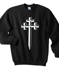 Cross Logo Sweatshirt