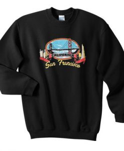California San Francisco Sweatshirt