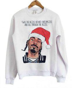 Snopp Dogg Christmas Sweatshirt