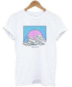 Surf Japanese Summer Tshirt