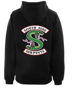 South Side Serpents Hoodie - back