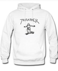 Thrasher Skate Hoodie
