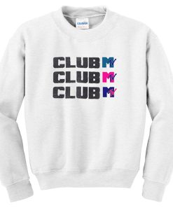 Club Mtv Sweatshirt