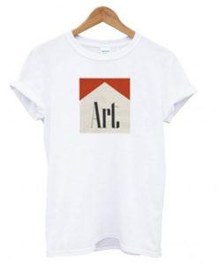 Art Marlboro T-shirt