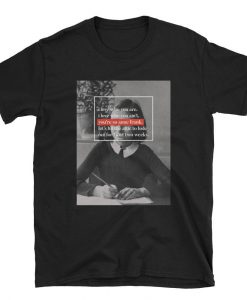 Anne Frank Graphic T-shirt