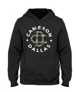 Cameron Dallas Camo Hoodie