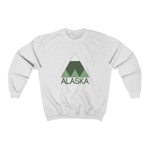Alaska Mountain Sweatshirt