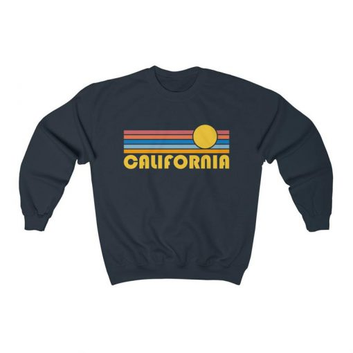 California DC Sweatshirt