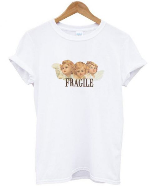 Fragile Angel T-shirt