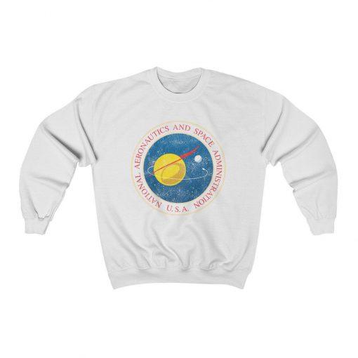 USA National Aeronautics And Space Administration Sweatshirt
