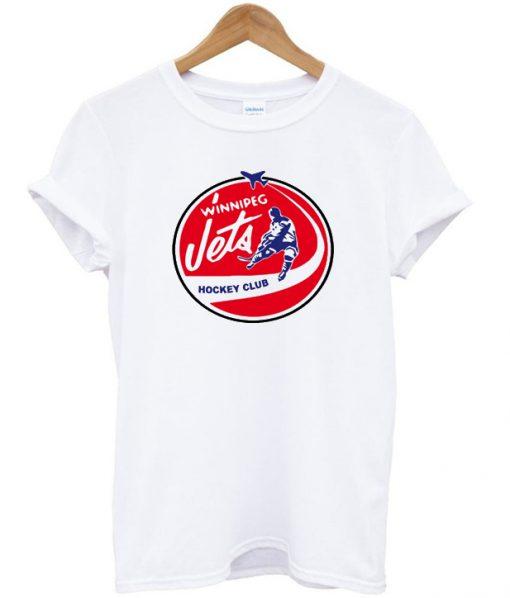 Winnipeg Jets Hockey Club T-shirt