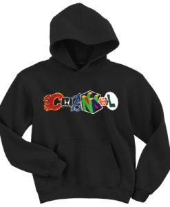 Channel Sweatshirt