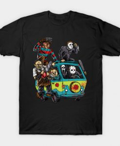 The Massacre Machine Halloween T-shirt