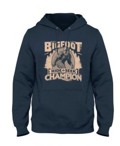 Bigfoot Hide & Seek Champion Hoodie