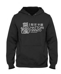 Hattori Hanzo Okinawa Hoodie
