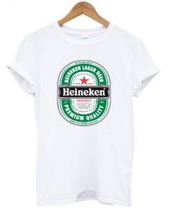 Heineken Beer T-shirt