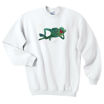 Kermit The Frog Sweatshirt