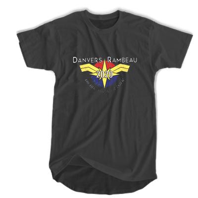 Danvers Rambeau 2020 T-shirt