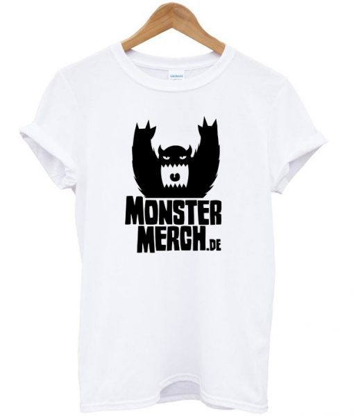 Monster Merch T-shirt