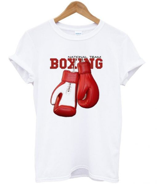 National Team Boxing T-shirt