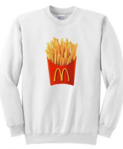 McDonalds French Fries Sweatshirt