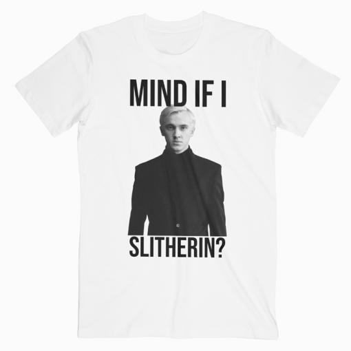 Tom Felton Mind If I Slither In T-shirt