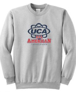 UCA All American Cheerleader Sweatshirt