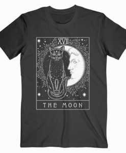 The Moon Tarot T-shirt