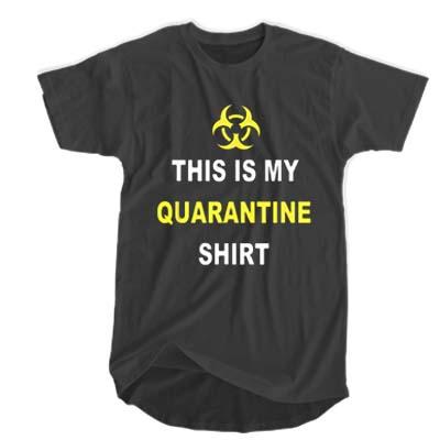 This is My Quarantine Virus T-shirt