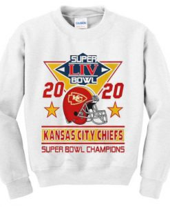 Super LIv Bowl Kansas City Chiefs Sweatshirt
