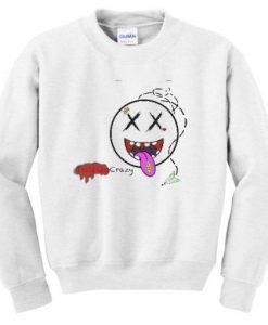 Tatt2go Crazy Sweatshirt