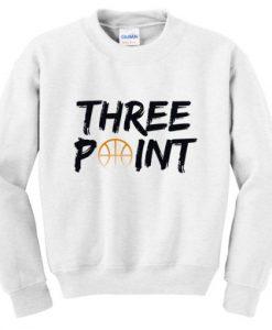 Three Point Sweatshirt