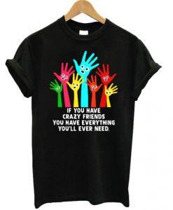 Grazy Friends T-shirt